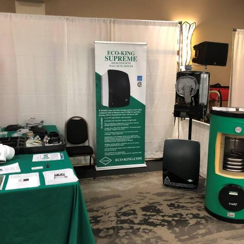 Eco-King Displayed at Desco's annual Parade of Products show