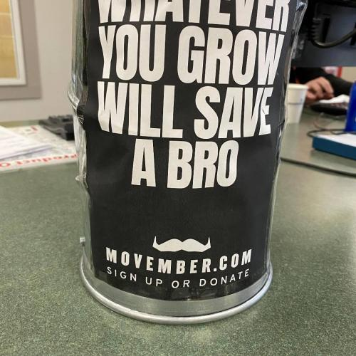 Whatever you grow will save a bro