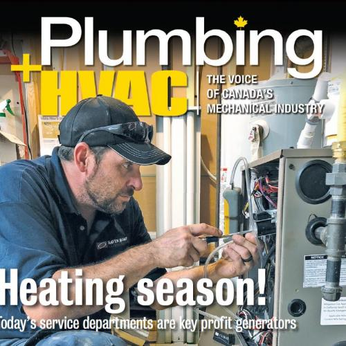 Eco-King Featured In The Plumbing And HVAC Magazine